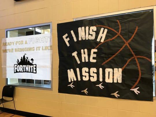 Jayton High School spirit.