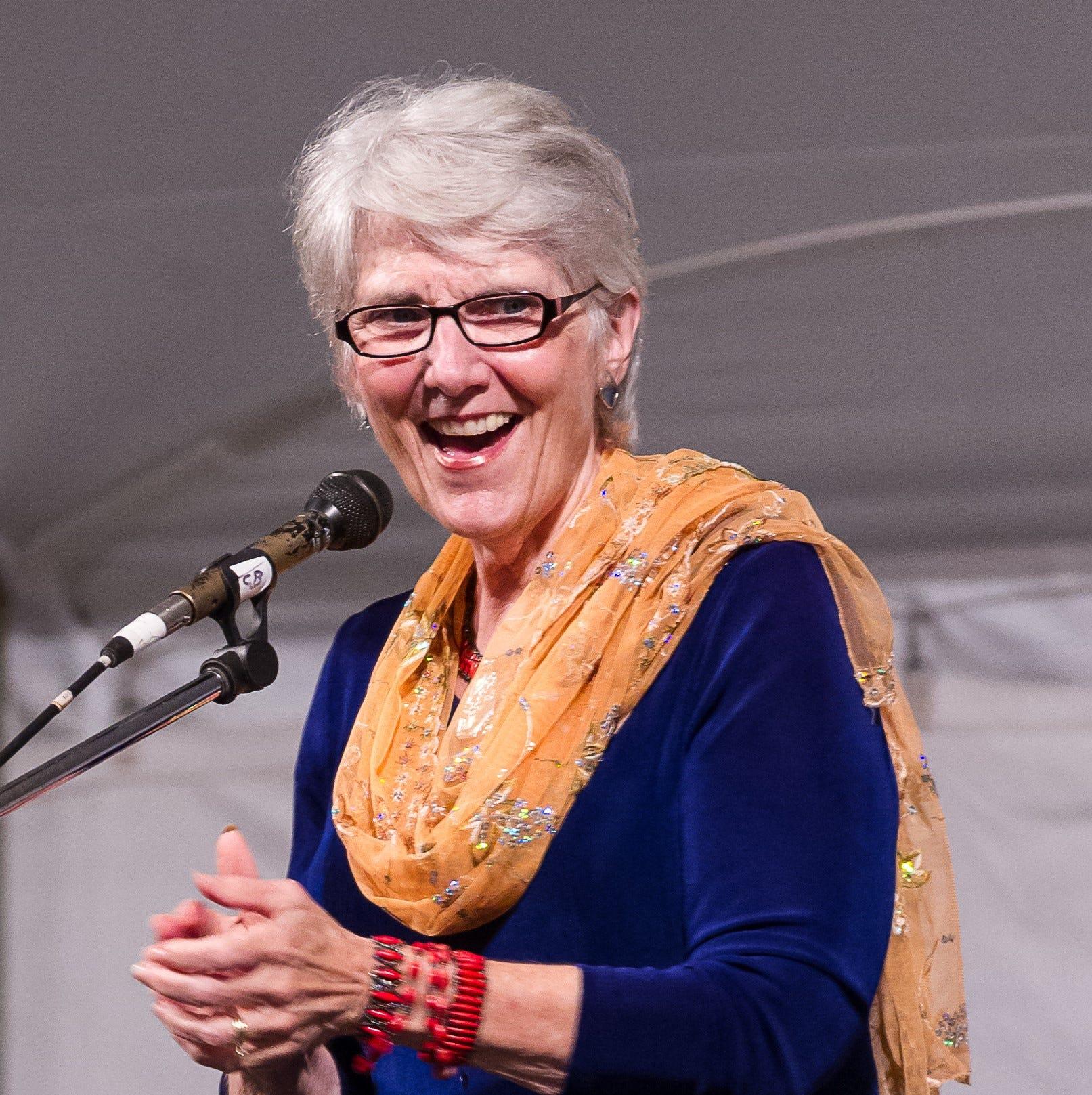 Asheville storyteller Connie Regan-Blake returns for hometown performance
