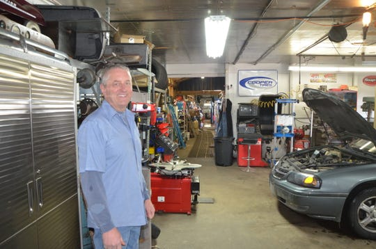Doug Wright opened Wright's Automotive on the corner of Upton Avenue and 20th Street, near West Dickman Road, in February 1991.