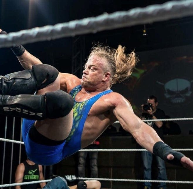 Battle Creek's Rob Van Dam gives fans the Whole Dam Show in new documentary 'Headstrong'