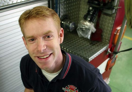 Beau Bakken is the chief of the North Mason Regional Fire Authority.