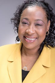 Felicia Johnson, national president of the American Business Women's Association