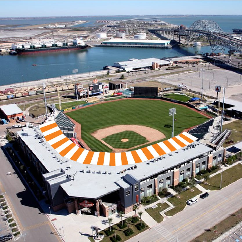 Whataburger Field will get iconic makeover as part of naming rights sponsorship extension