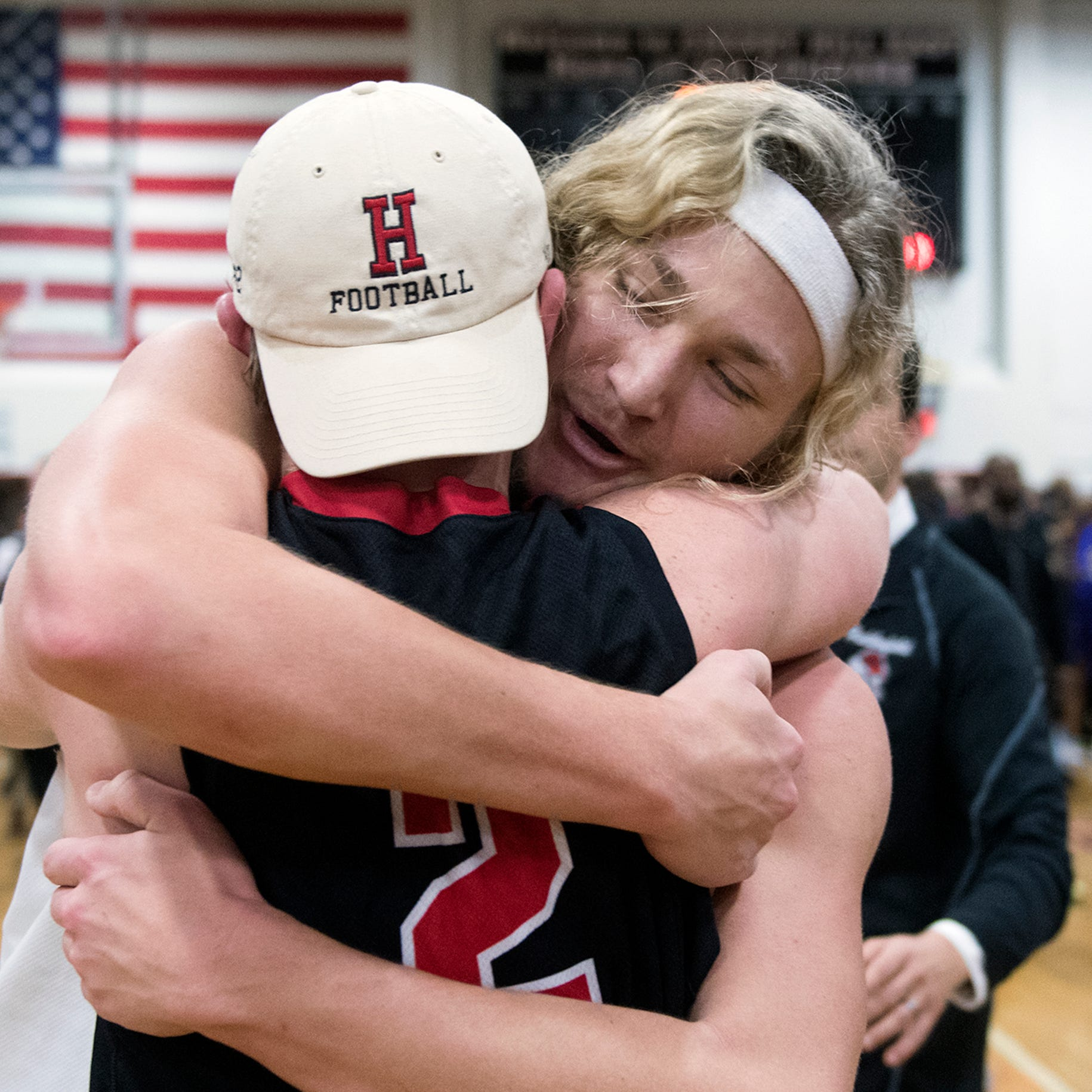 South Jersey basketball final: Haddonfield bests Camden for title with crazy comeback
