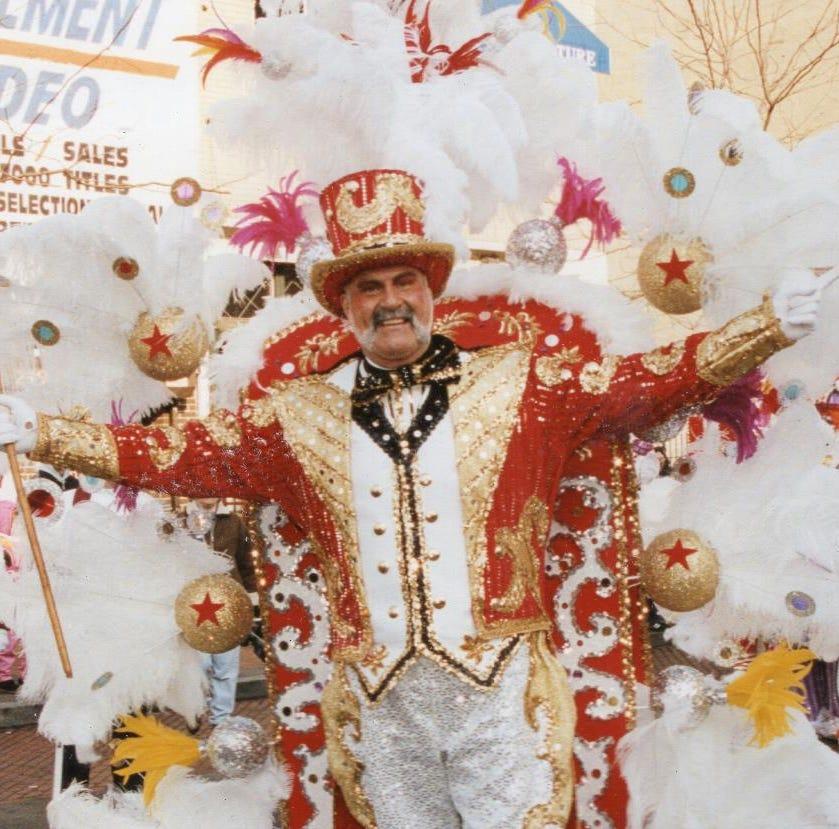 Bob Shannon Jr., legendary Mummers string band captain, dies at 71