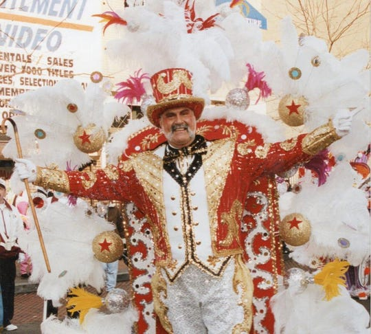 Bob Shannon Jr. - who some say may be the most well-known mummer of all time - died suddenly Monday, March 4, 2019.
