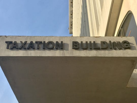 The state Division of Taxation in Trenton has prevailed in a dispute with a New Jersey Lottery winner.