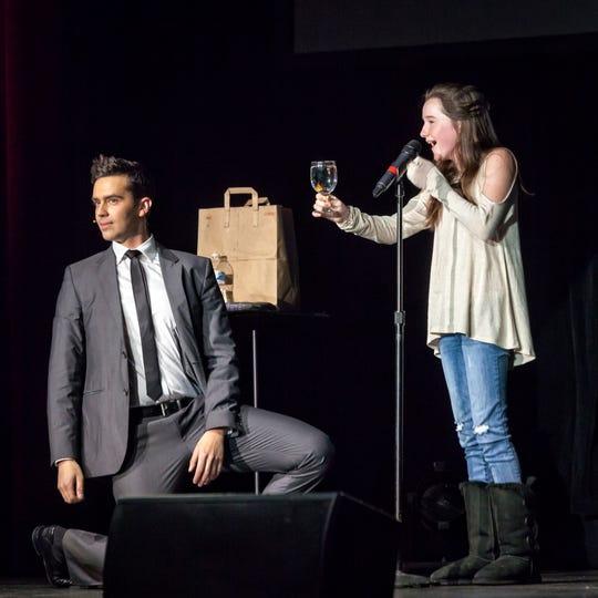 Michael Carbonaro will perform at Taft Theatre Saturday night.