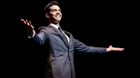 Michael Carbonaro will perform at Taft Theatre Saturday night.