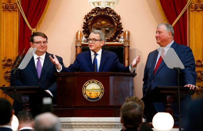 Gov. Mike DeWine vetoed language to curb his administration's ability to enforce health orders by reducing the penalties of violating one. It's not yet clear whether the GOP-controlled Legislature has the will or the votes to override DeWine's veto.