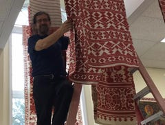 Ukrainian art on display in Franklin