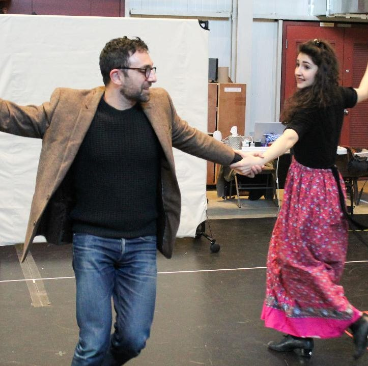 Moving drama 'The Immigrant' opens at New Brunswick's George Street Playhouse