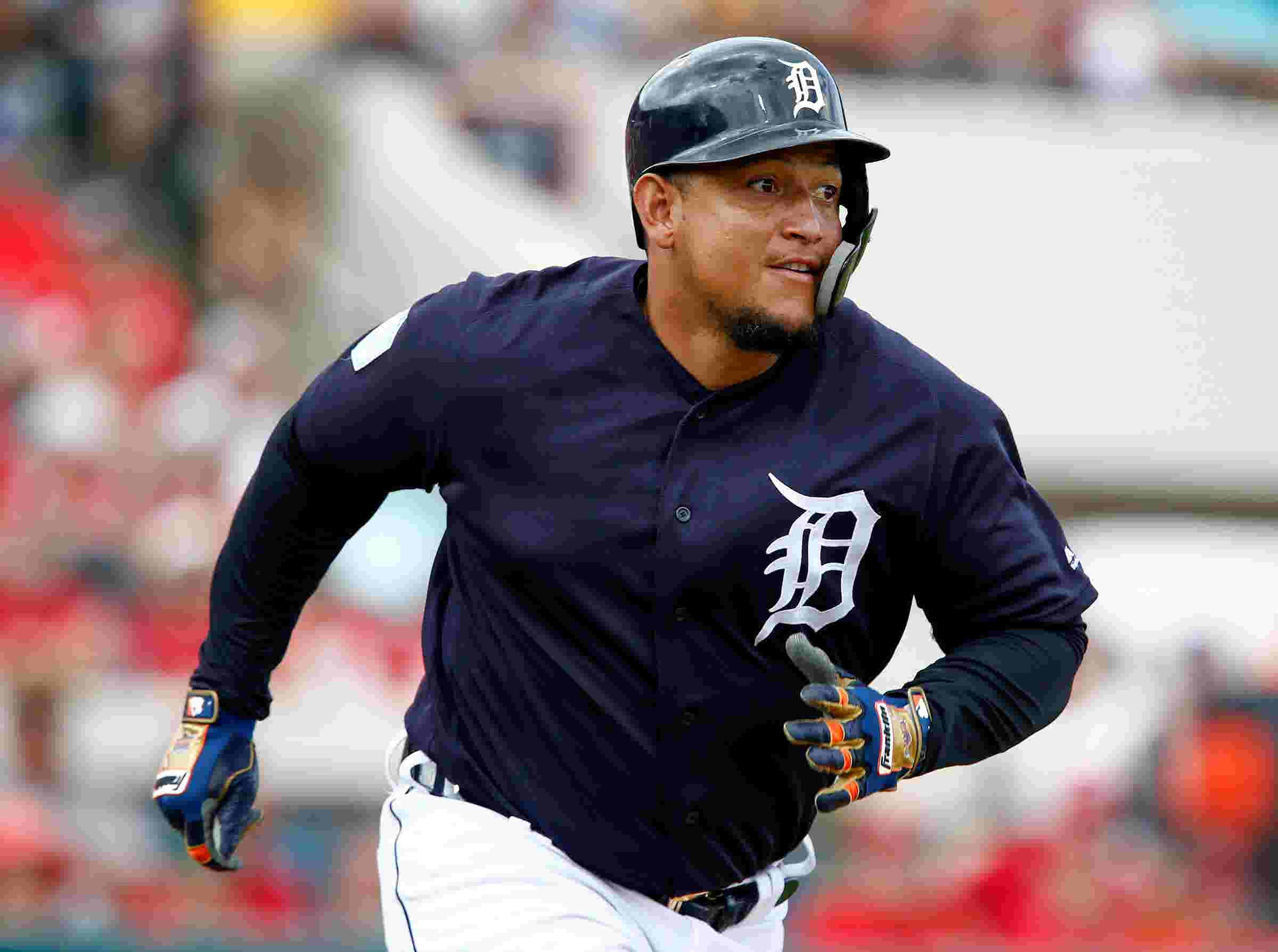 Miguel Cabrera finally gets shot at Justin Verlander: 'Just another day'
