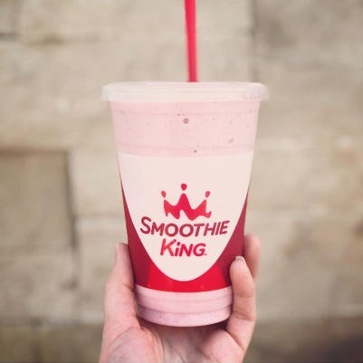 Smoothie King opens first metro Detroit store in St. Clair Shores on Monday