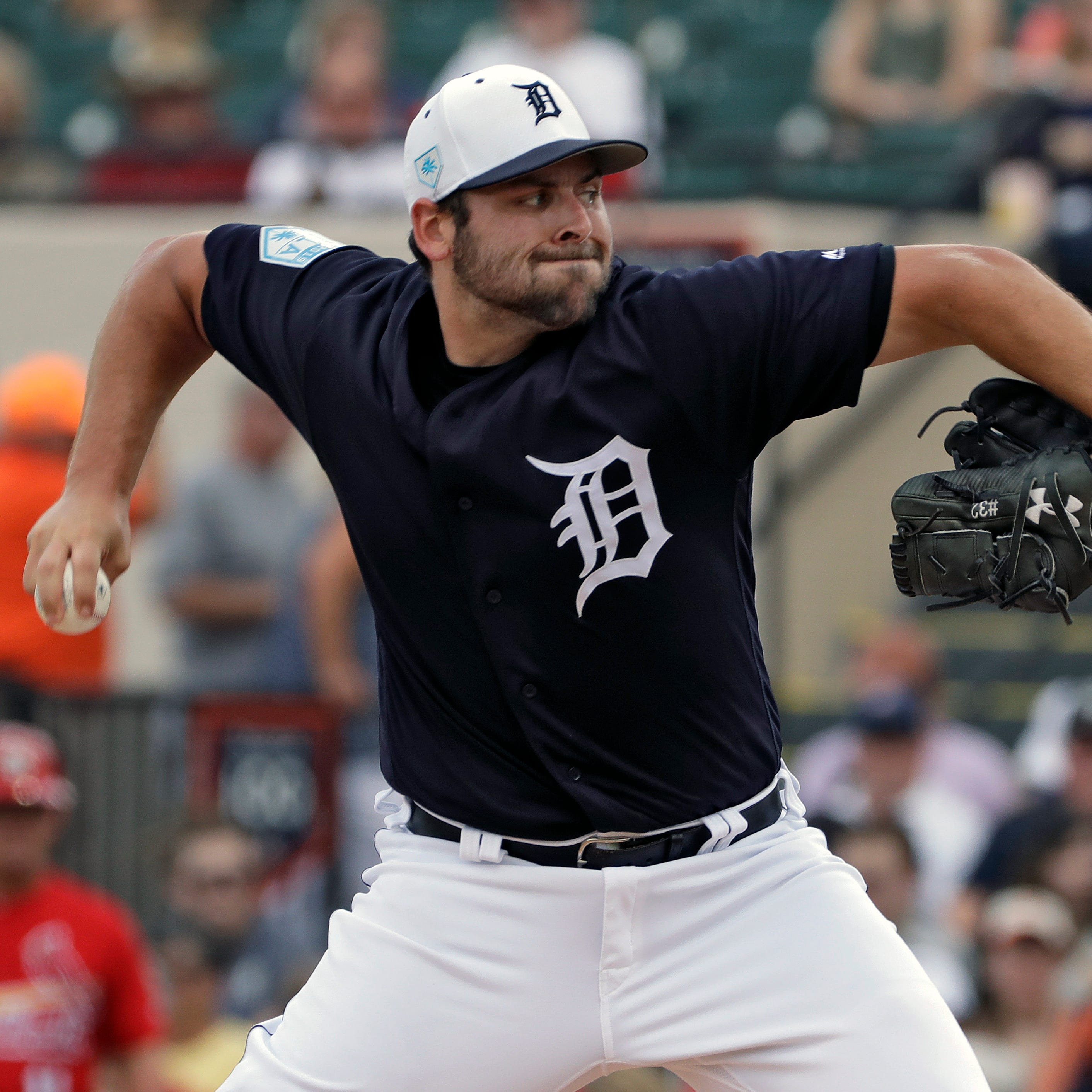 Michael Fulmer shut down indefinitely to refine 'lower-body mechanics'