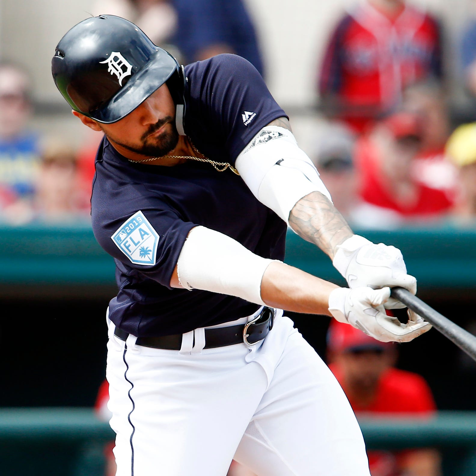 Detroit Tigers' Nicholas Castellanos is right: The MLB system is broken