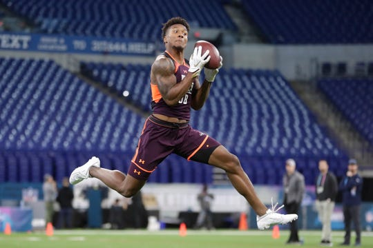 Former Boston College defensive back Will Harris appears to have solidified his status as a mid- to late-round NFL pick in the draft.