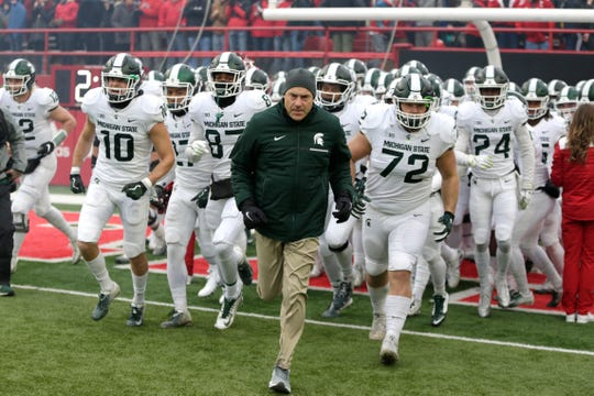 Head coach Mark Dantonio will have a reshuffled offensive staff entering the 2019 season, but can rely on a stout defense that returns most of its starters from last season.