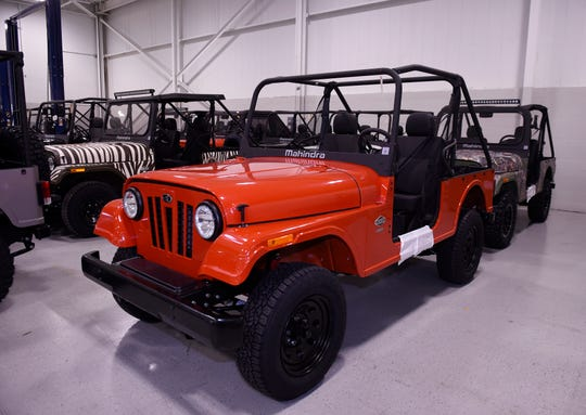 The International Trade Commission upheld a ruling that the Mahindra Roxor off-road vehicle infringed on the trade dress of the Jeep Wrangler SUV.