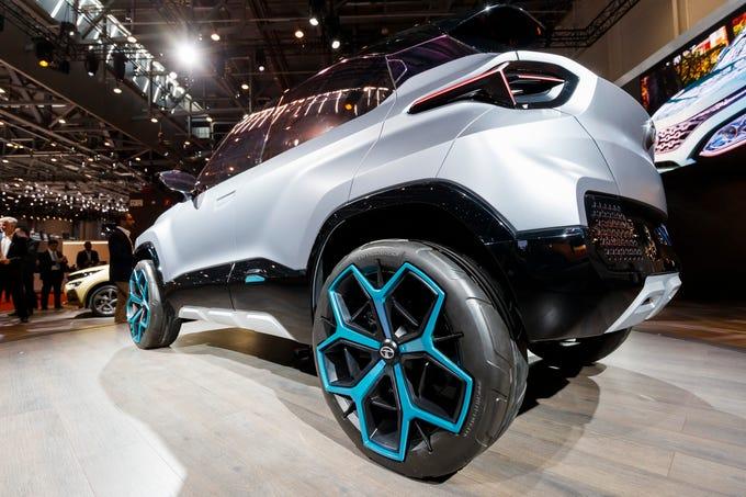 The 89th Geneva Motor Show