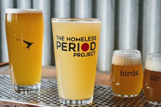 Birds Fly South Ale Project's newest beer, Sonita, is inspired by, and a celebration of women.
