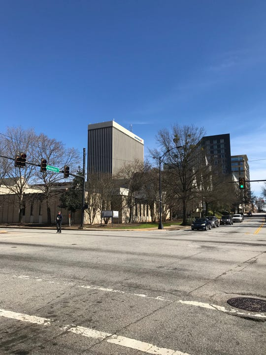 The presence of First Presbyterian Church at the prominent corner of Academy and West Washington streets is poised to change with a $35 million expansion project.