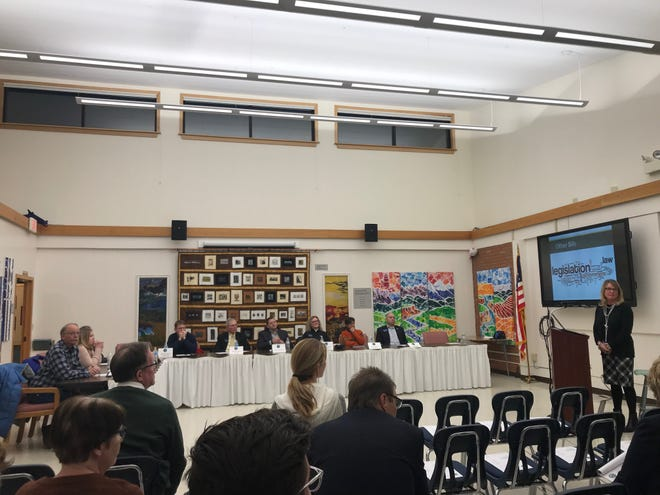 At the last school board meeting, GFPS administration, board of trustees and local legislators met to discuss state bills that could affect the GFPS budget in 2019-2020.