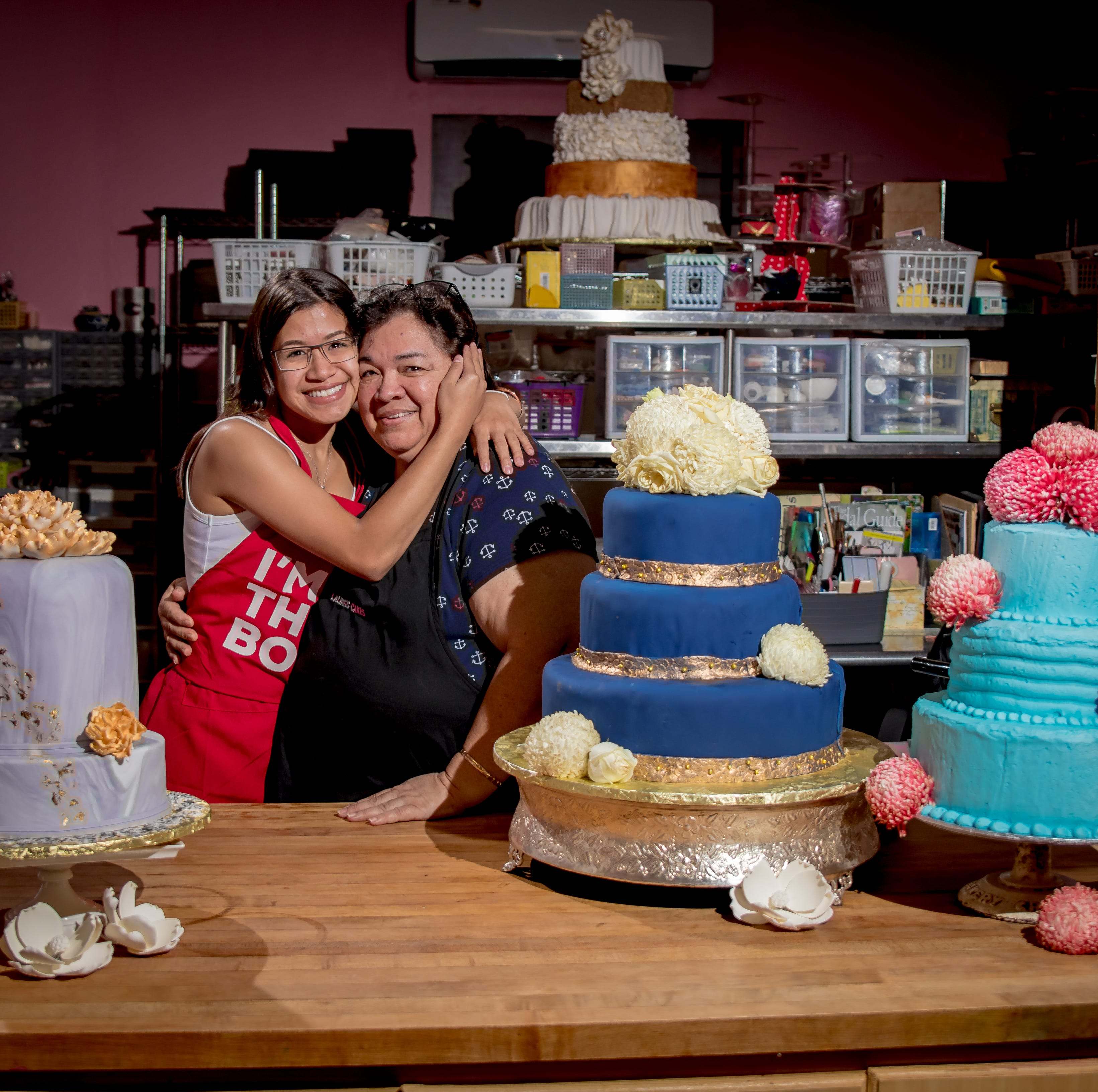 Laling's Cakes now a grandmother-granddaughter duo