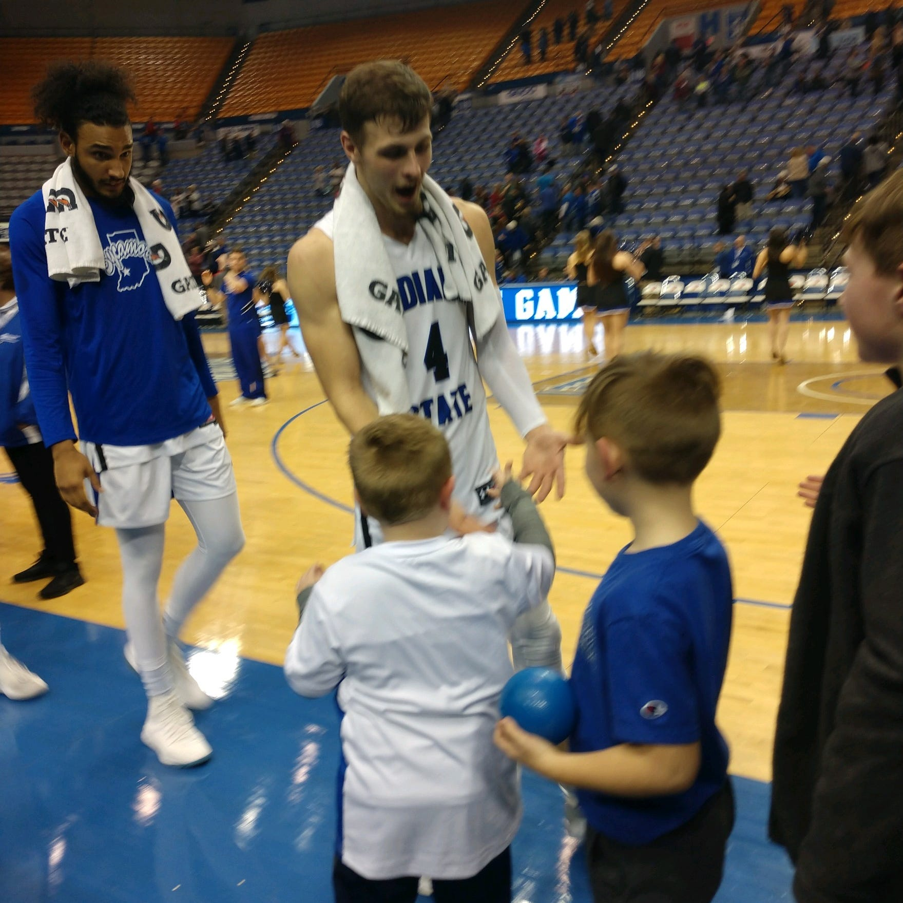 Doyel: Cloverdale rekindles Indiana State's Cooper Neese in time for MVC Tournament