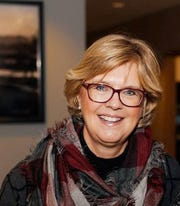 Terri Larson, Press-Citizen Writers' Group
