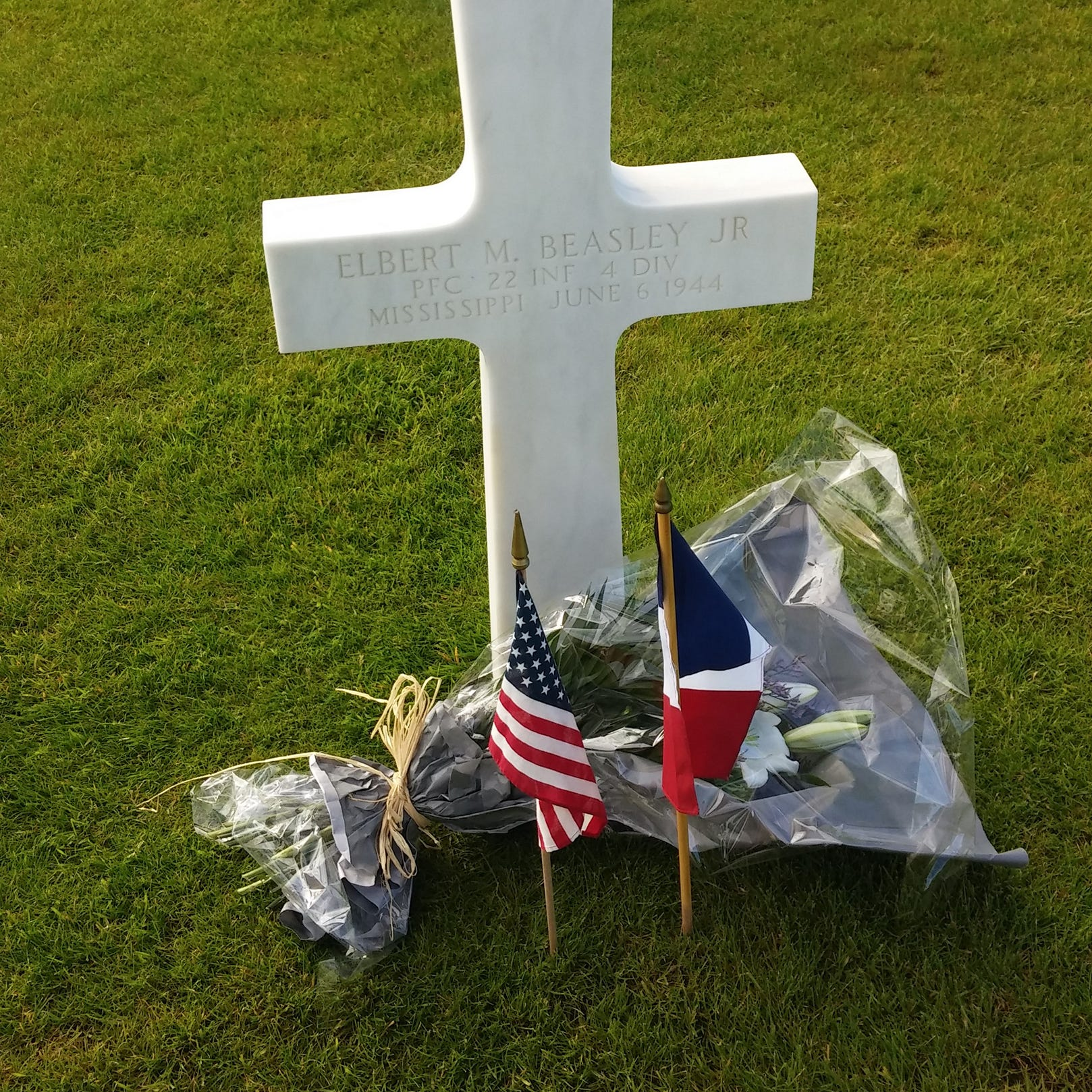 This Mississippi soldier was killed on Utah Beach in 1944. Do you know him?
