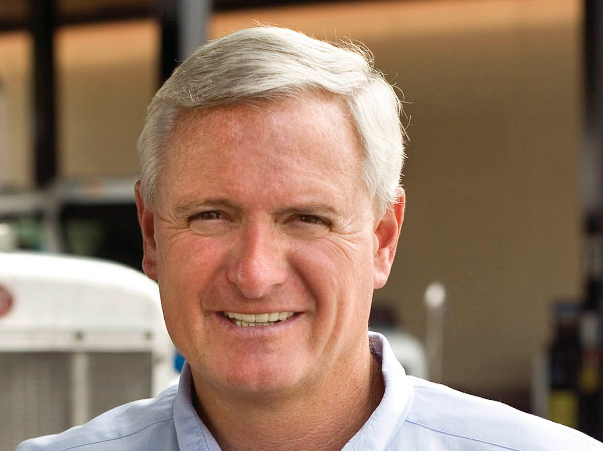 Jimmy Haslam, Pilot Travel Centers President and CEO.