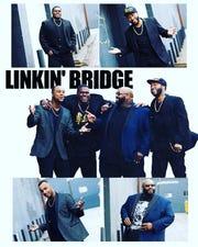 Linkin' Bridge (Top left to Bottom right) Big Rome Kimbrough, China Lacy, Elliott Nichols, Montre Davis