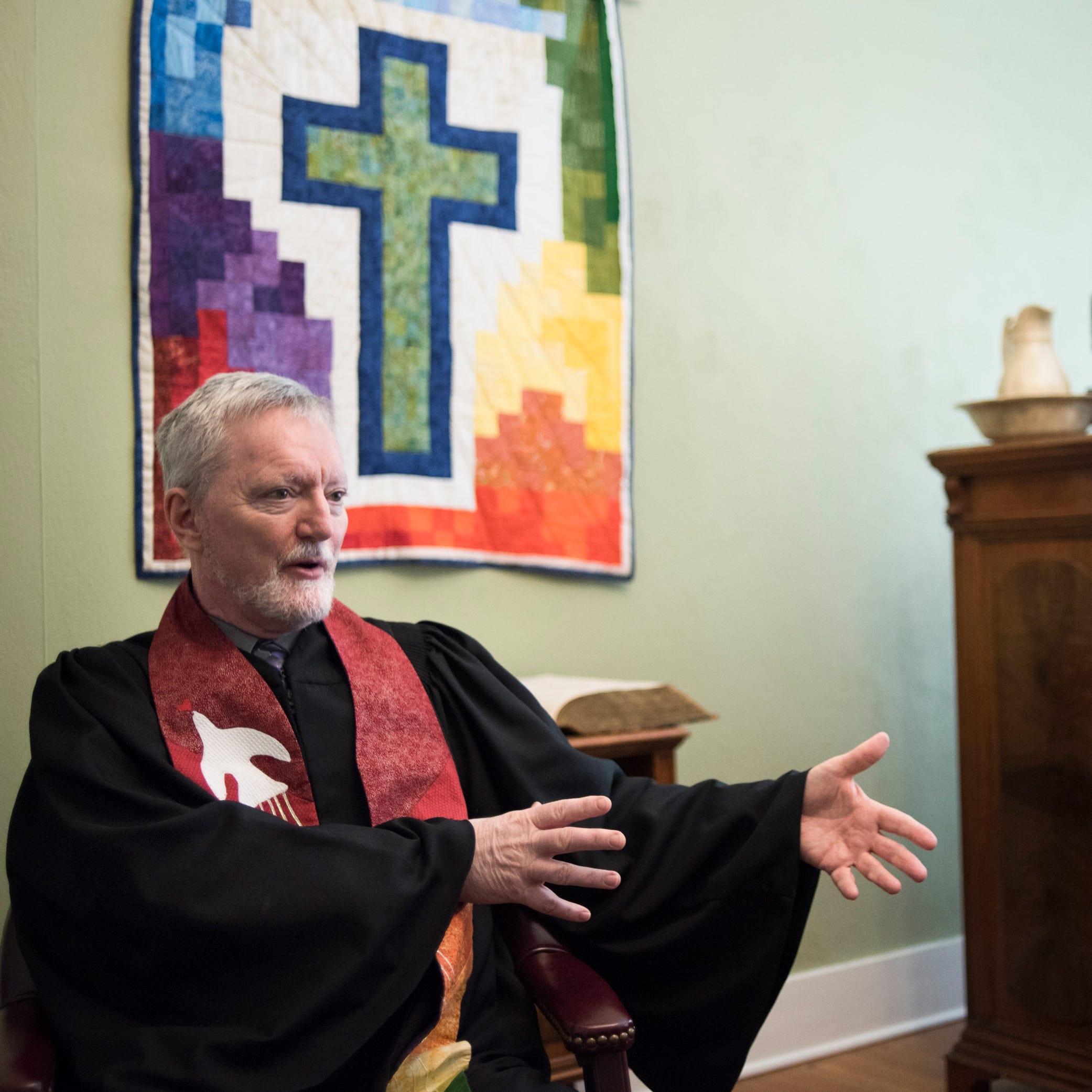 Putnam: In the wake of United Methodist decision, openly gay Lansing pastor is speaking up