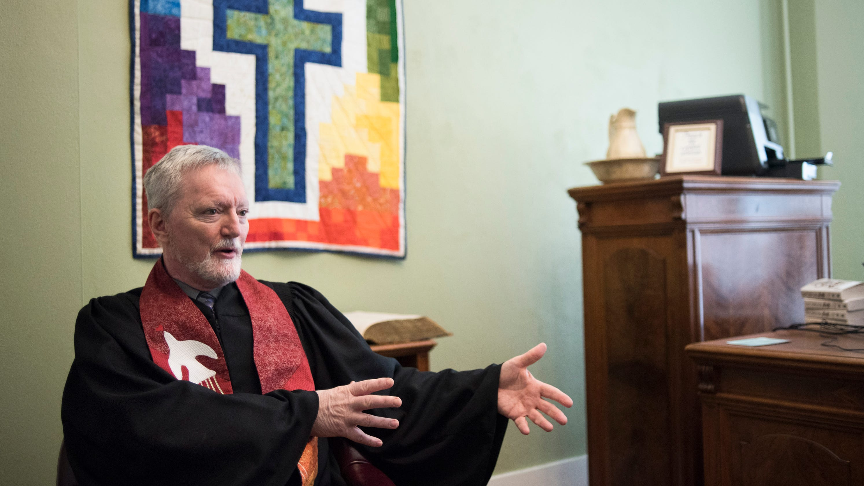 Following United Methodist Churchs Vote Gay Pastor Is Speaking Out