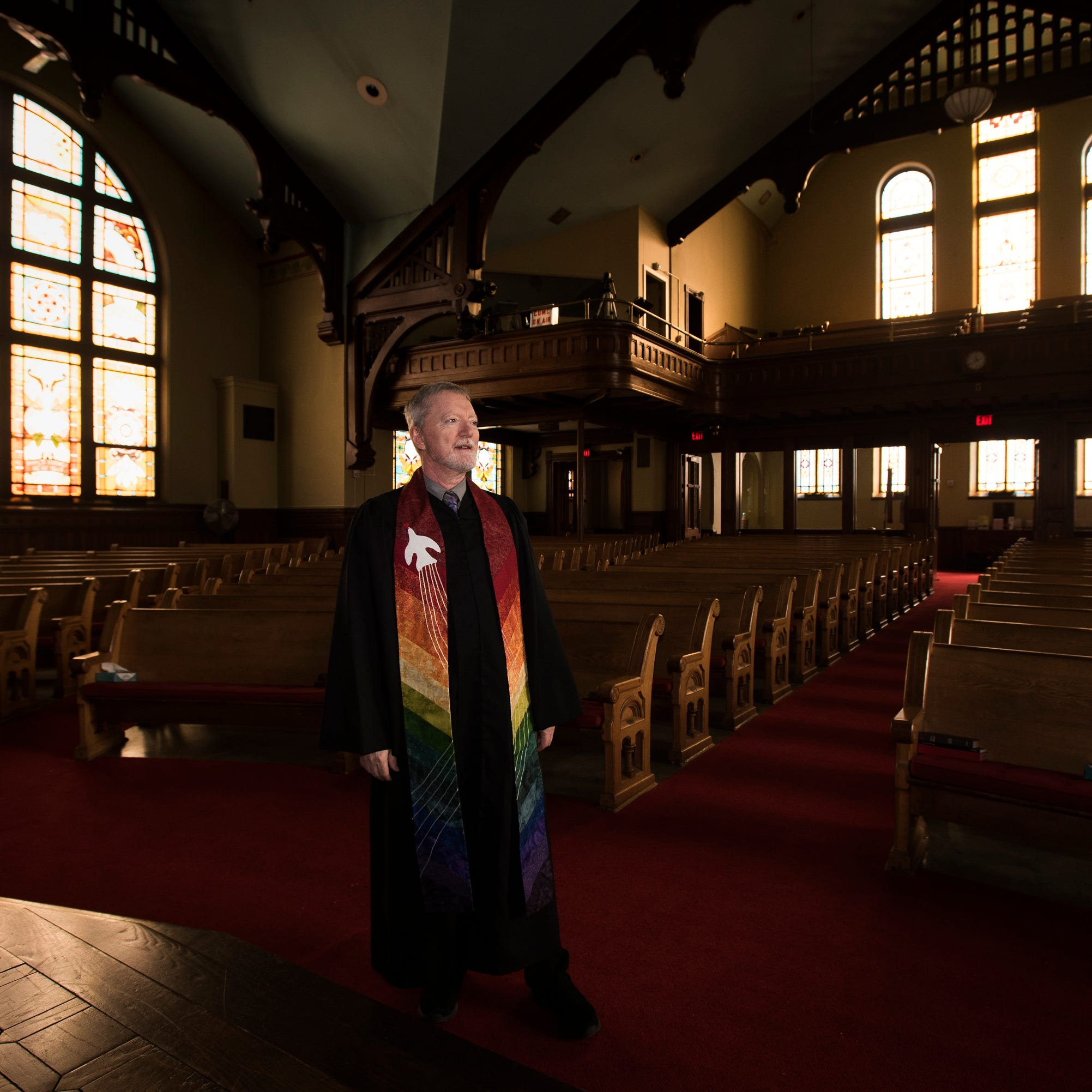 Putnam: It's an act of defiance. A Lansing church says it will ignore United Methodist's ban on same-sex weddings