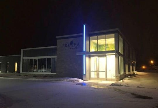 Throughout the month of March, the Prevea Manitowoc Health Center, 4810 Expo Drive, in Manitowoc, will be lit the color blue in honor of Colon Cancer Awareness Month.