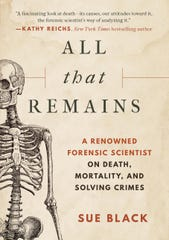 """All That Remains"" by Sue Black."