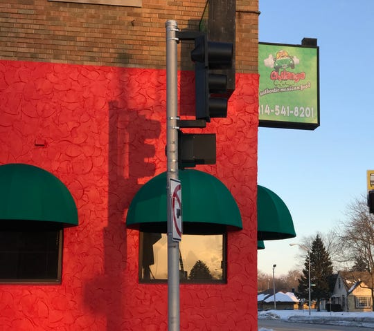 The new home of Chilango Express opens March 14 at 7030 W. Lincoln Ave.