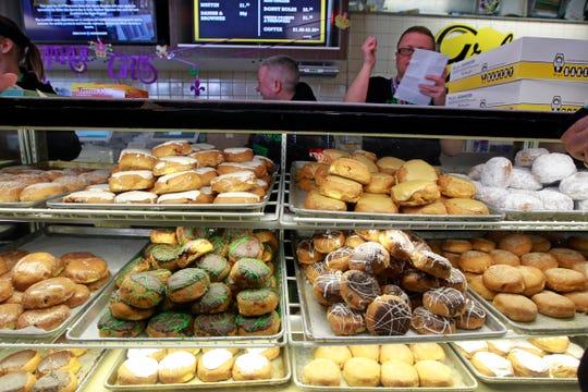 Grebe's Bakery in West Allis
