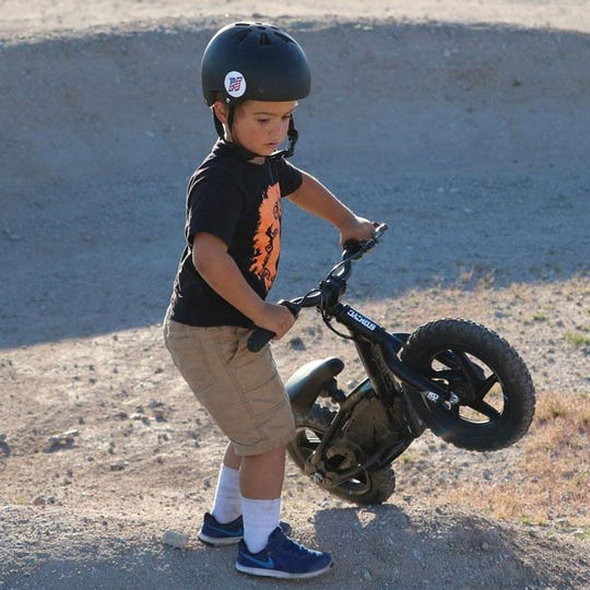 Harley-Davidson has acquired a California company that makes electric bicycles for children.