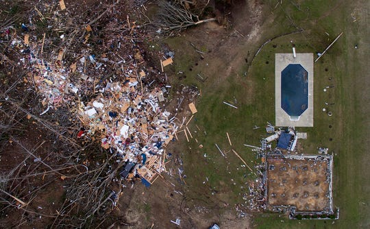Dixie Alley Why Alabama Tornadoes Are The Deadliest In