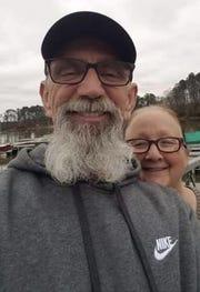 Marshall Lynn Grimes and Sheila Creech
