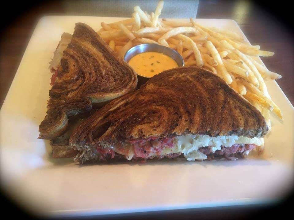 PDK Southern Kitchen and Pantry serves up its version of the Reuben sandwich.