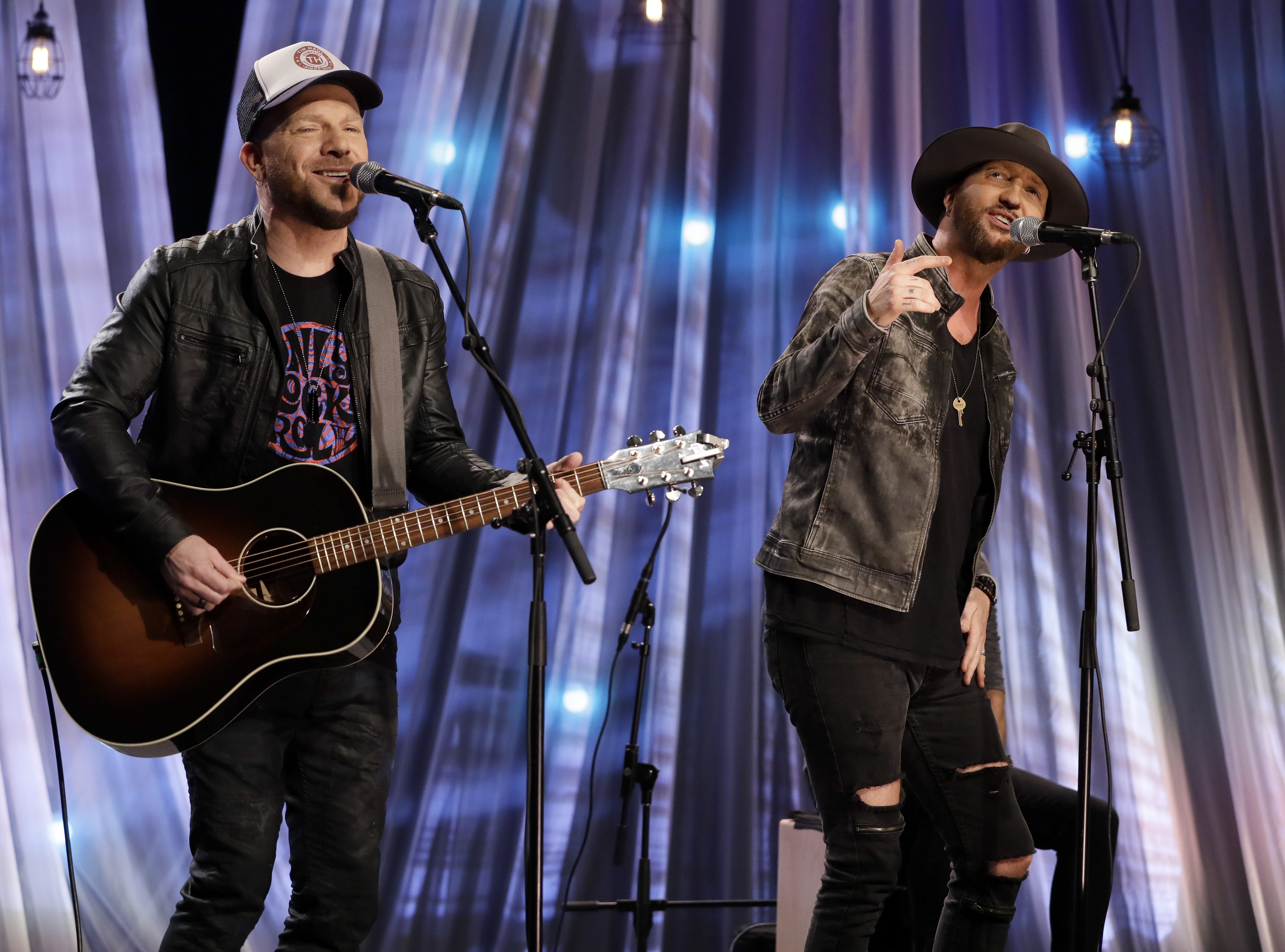 LOCASH is scheduled to play the Chevy Riverfront Stage at CMA Fest 2019.