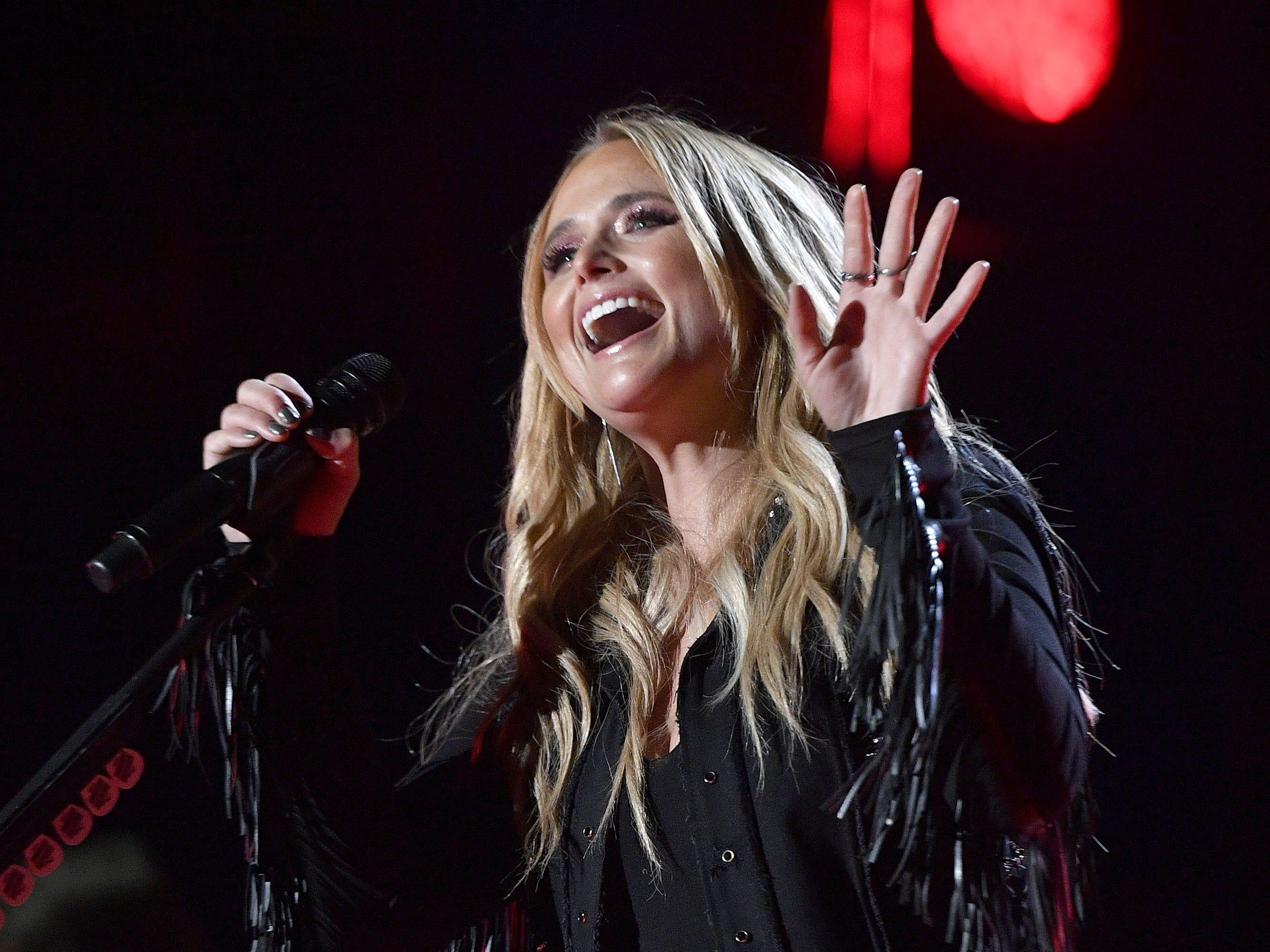 Miranda Lambert is scheduled to play Nissan Stadium during CMA Fest 2019.