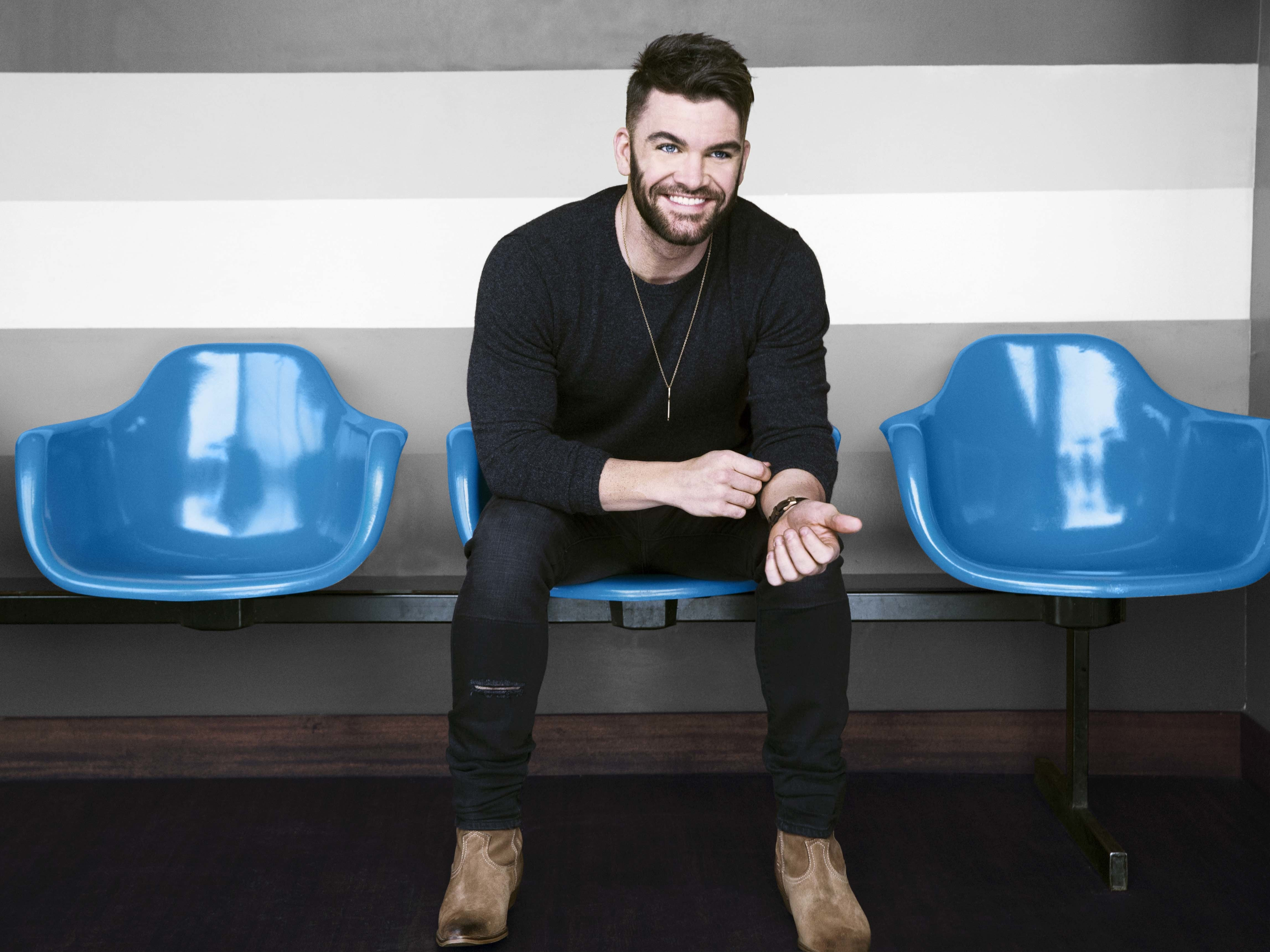 Dylan Scott is scheduled to play the Chevy Riverfront Stage at CMA Fest 2019.