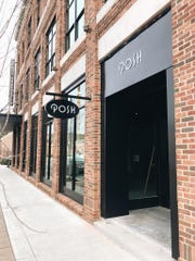 Posh will open March 14 in downtown Franklin.