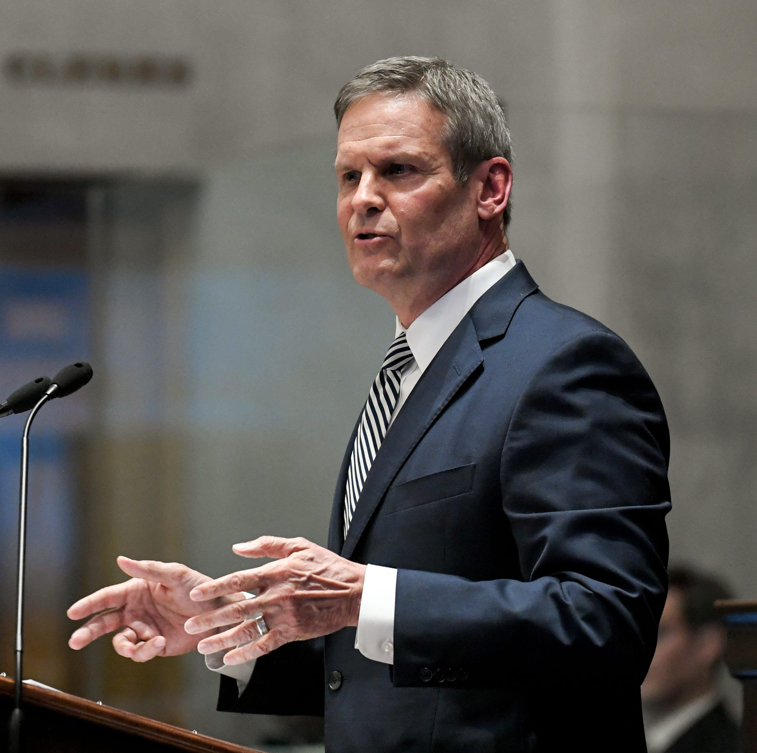 Gov. Bill Lee says he will call special session if Speaker Glen Casada does not resign