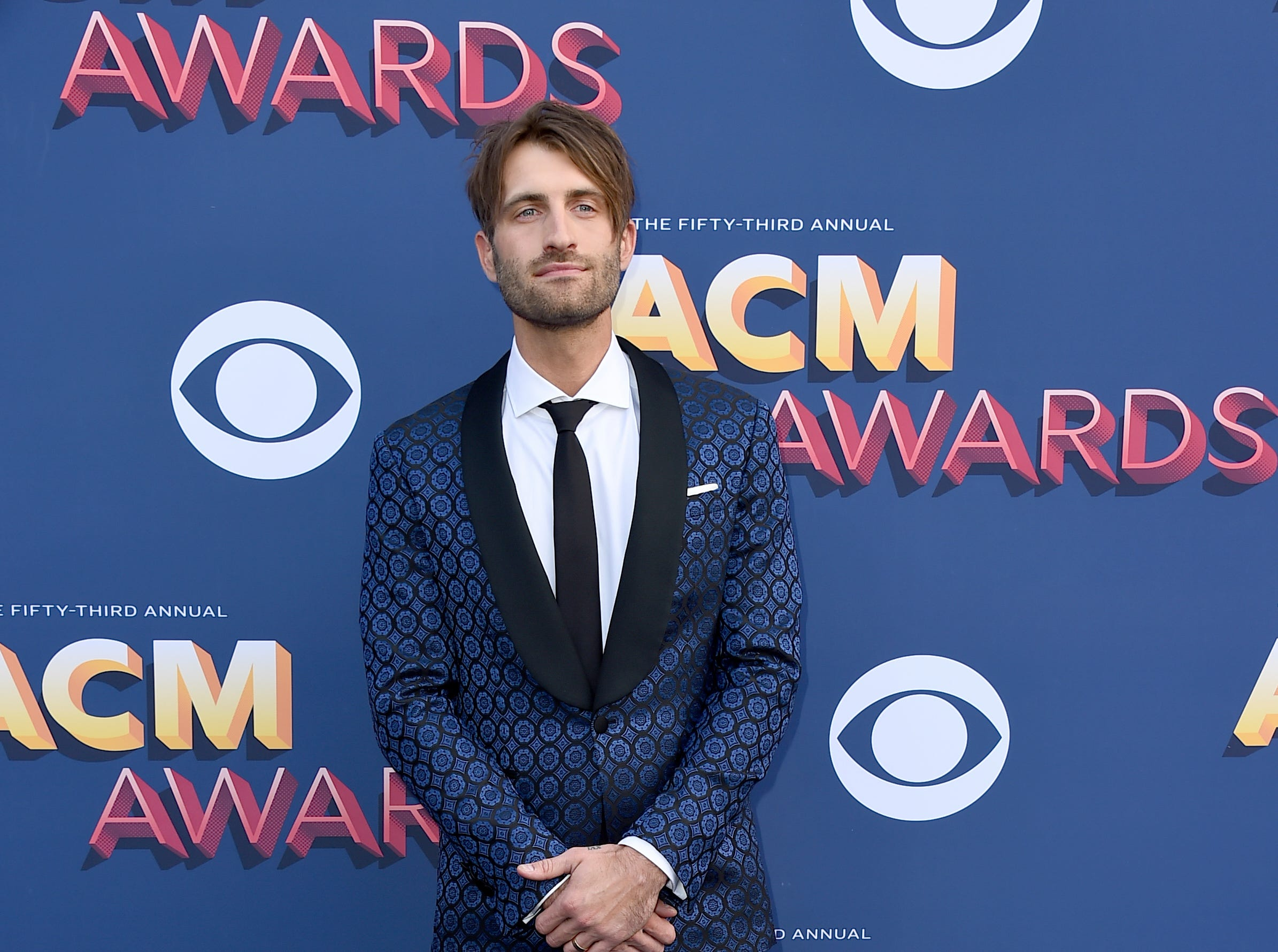 Ryan Hurd is scheduled to play the Chevy Riverfront Stage at CMA Fest 2019.